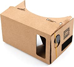 DURAGADGET Google Cardboard Virtual Reality Headset - Compatible with The Huawei Mate 10 Porsche Design | Huawei Mate 10 Pro | Huawei Mate 10