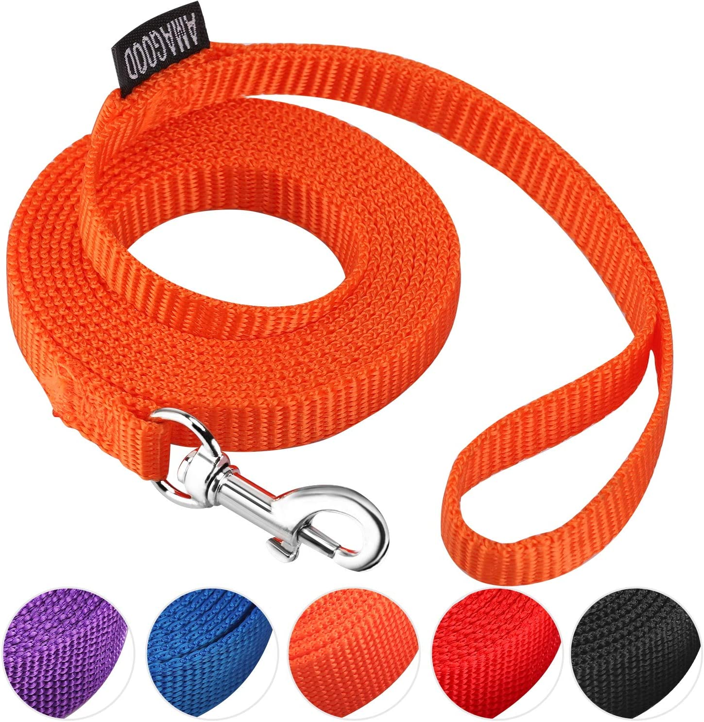 AMAGOOD 6 FT Oklahoma Max 58% OFF City Mall Cat Leash Strong and Lea Durable Style Traditional