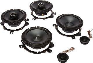 """Package: Pair Alpine Sps-610c 6.5"""" 2 Way Pair of Component Car Speakers + Alpine Sps-610 6.5"""" 2 Way Pair of Coaxial Car Sp... photo"""