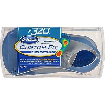 Custom Fit Orthotic Inserts, CF 320