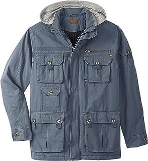 3f8d7402b93 Amazon.com: Big & Tall - Cotton / Lightweight Jackets: Clothing ...