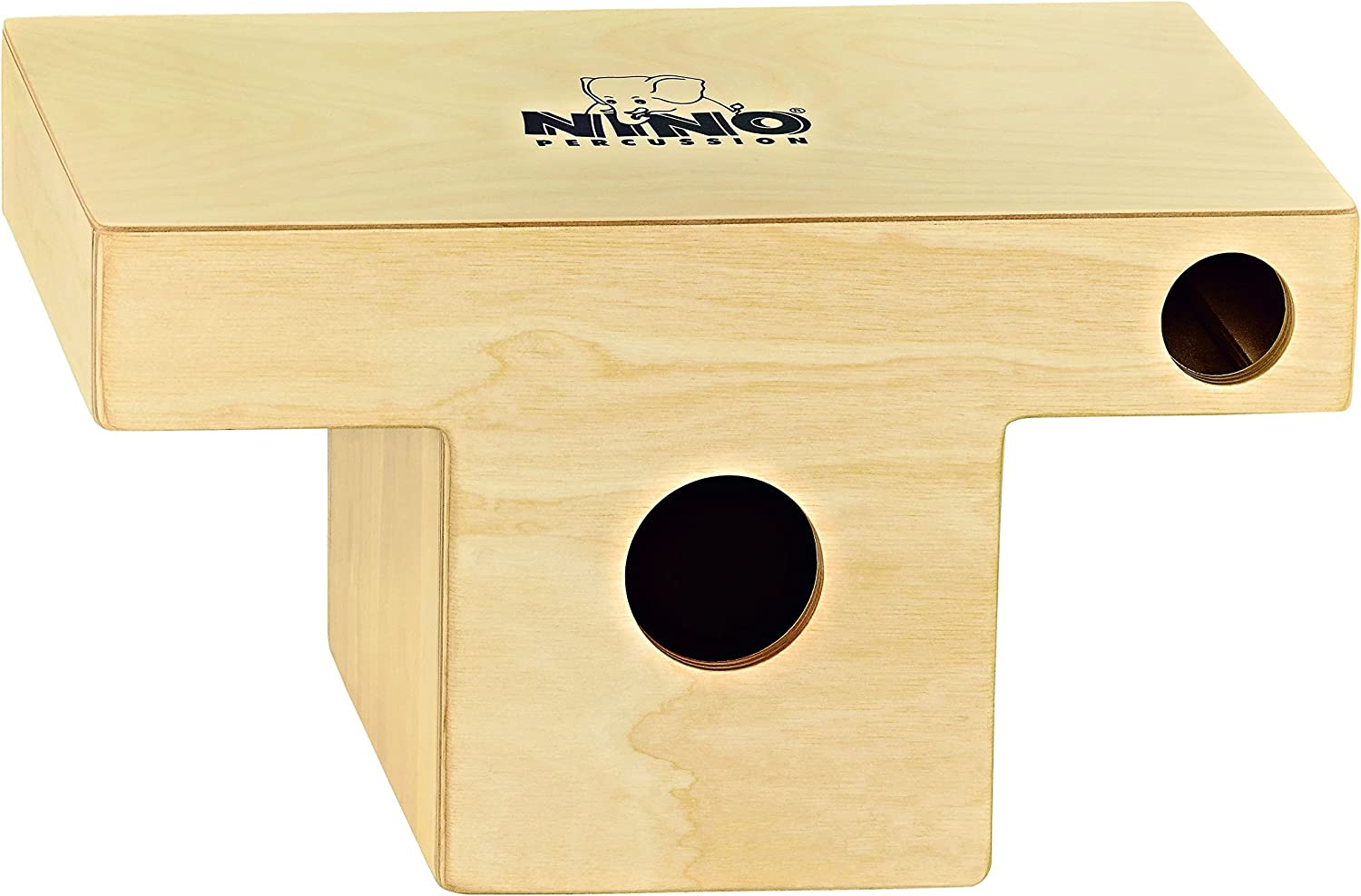 shop Our shop most popular Nino Percussion Kids' Slaptop Cajon Snare Internal Box Drum with