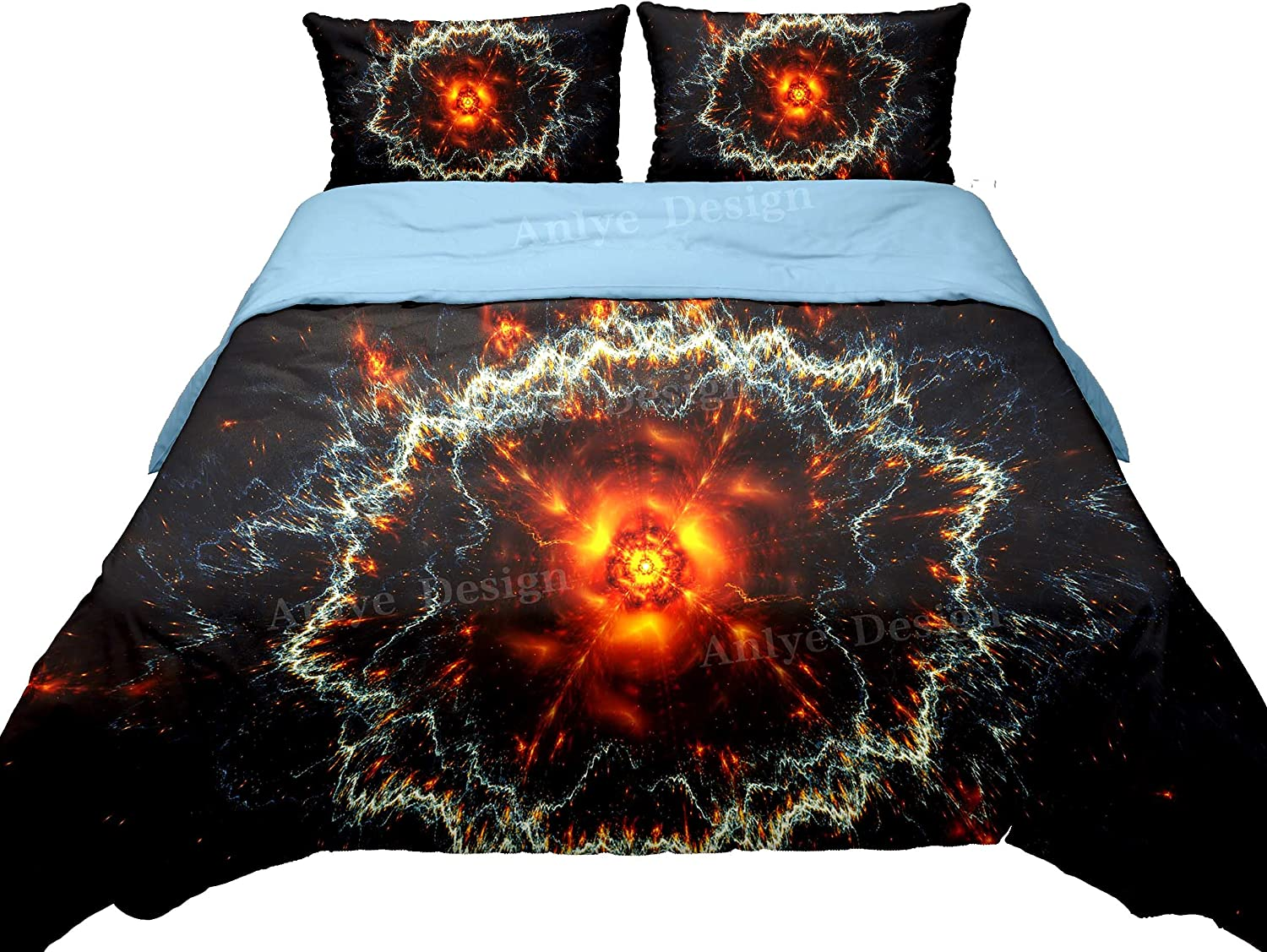 Anlye The Lord of Jacksonville Mall Rings Duvet OFFicial shop Cover Sauron's K Comforter Eye