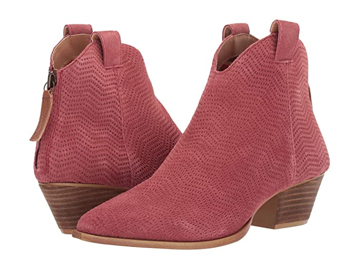 Kuster  Shoes (Blush Suede) Women's Boots