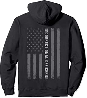 Best correctional officer hoodie Reviews