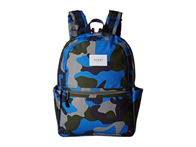 STATE Bags Kids Kane Coated (Camo) Backpack Bags