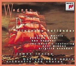 Wagner - Der fliegende Holländer / Morris, Voigt, Heppner, Rootering, Groves, Svendén, MET, Levine