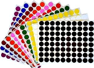 Royal Green Color Coding Labels 1/2