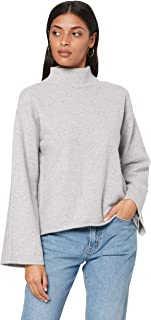 St. Cloud Label Women's Parnis Mock Neck Jumper
