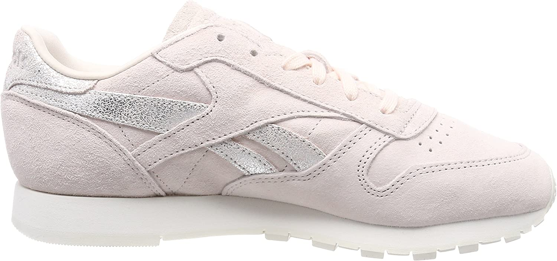 Reebok Cl Lthr Shimmer Zapatillas de Deporte Mujer