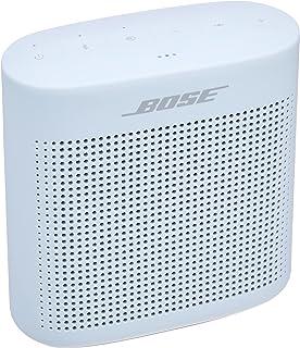 Bose SoundLink Color Bluetooth speaker II ポータブル ワイヤレス スピーカー マイク付 最大8時間 再生 防滴 12.7 cm (W) x 13.1 cm (H) x 5.6 cm (D) 0.54 k...