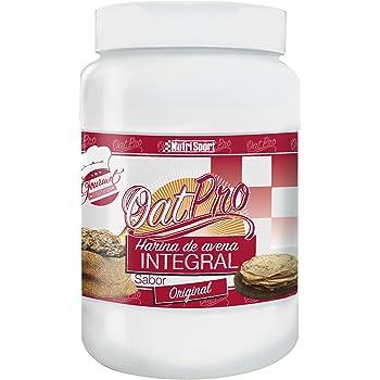 Nutrisport Oatpro Harina de Avena Integral con Sabor Original - 1500 gr: Amazon.es: Salud y cuidado personal