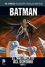 Colección Novelas Gráficas núm. 27: Batman: El nacimiento del demonio Parte 1