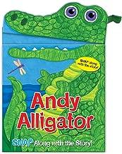 Andy Alligator (Snappy Fun Books)