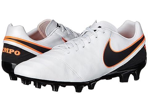 Best Selling Nike Tiempo Legacy Ii Fg - Pure Platinum / Black / Hyper Orange Shop No.54021397