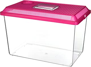 Lee's Kritter Keeper, Large Rectangle with Lid, Colors May Vary
