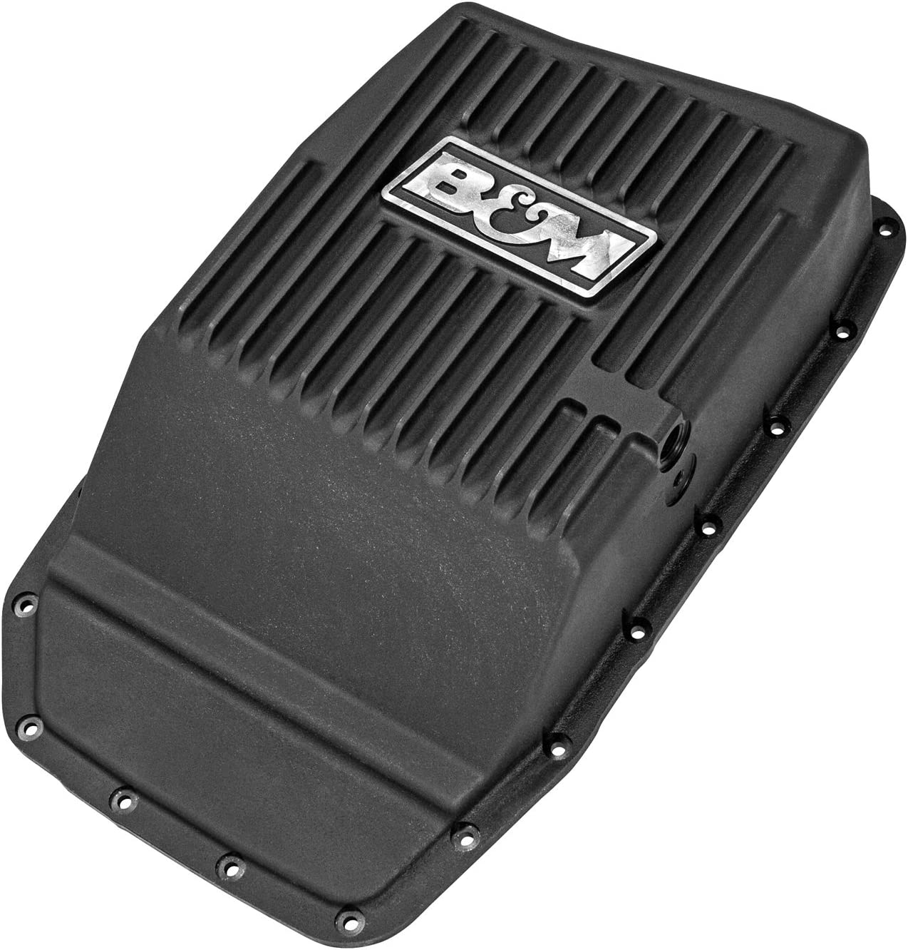 BM 70394 Transmission anodized Popular shop is the lowest At the price of surprise price challenge black Pan
