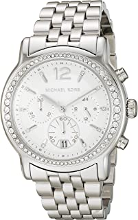 Michael Kors Women's Blair Chronograph Stainless Steel Watch