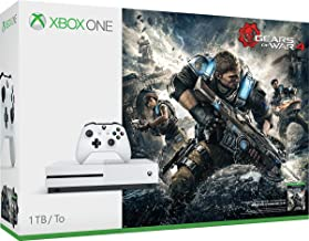Xbox One S 1TB Console - Gears of War 4 Bundle(US Version, Imported)