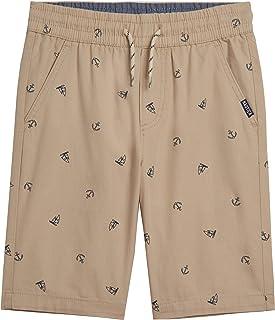 Nautica Boys' Printed Pull-on Short