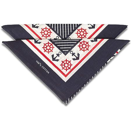 N//W Outdoor Schal Halstuch Halstuch Gesicht Bandana Schal Kopftuch Tribal Decor Ethnische afrikanische Motive mit handgezeichneten Bord/üren Muster Artwork Schwarz Orange und Gelb Kopftuch