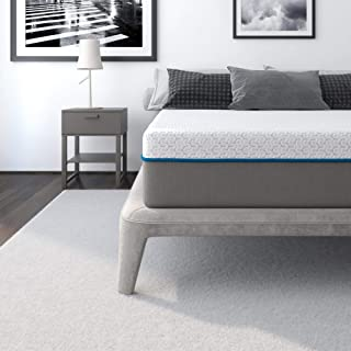 "Signature Sleep Flex 10"" Charcoal Gel Memory Foam Mattress - Full"