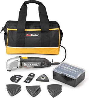 Rockwell RK5100K SoniCrafter 21-Piece Kit
