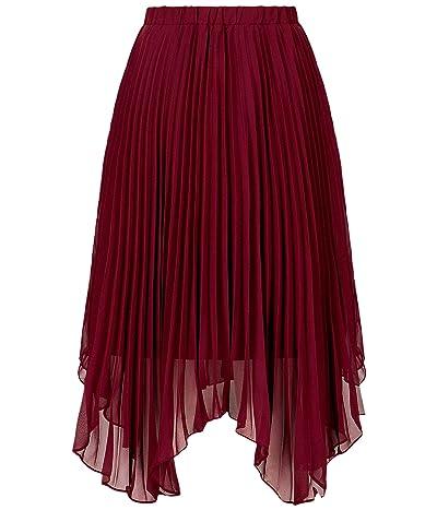 Bishop + Young Laurel Pleat Skirt (Laurel) Women