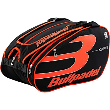 Paletero Bullpadel Fun X-Series Orange: Amazon.es: Deportes y aire ...