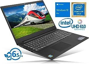 "Lenovo IdeaPad S145 Notebook, 15.6"" HD Display, Intel Dual-Core Pentium 5405U Gold 2.3GHz, 8GB RAM, 256GB SSD, HDMI, Card ..."
