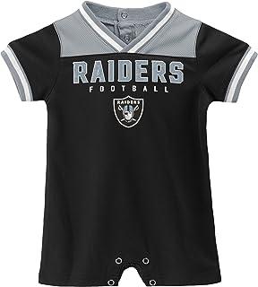 "NFL Infant Outerstuff""Game Day"" Short Sleeve Romper"