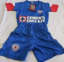 New! La Maquina De Cruz Azul Generic Replica Set Youth Small (8-9 Years)
