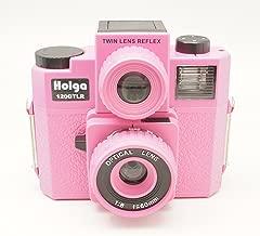 Holga 120GTLR Pink Medium Format 120 Film Camera Twin Lens Reflex (discontinued)