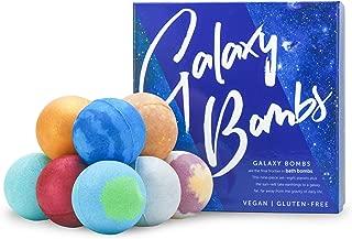 Galaxy Bombs Bath Bombs