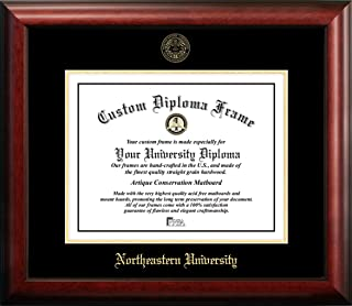 Campus Images NCAA Unisex Gold Embossed Diploma Frame