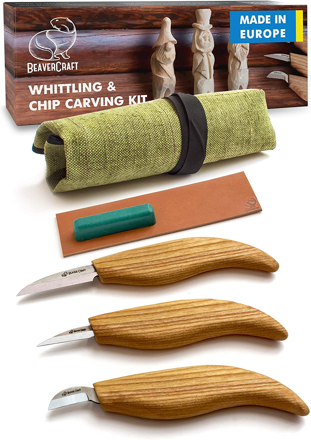 For beginners carving wood Wood Carving