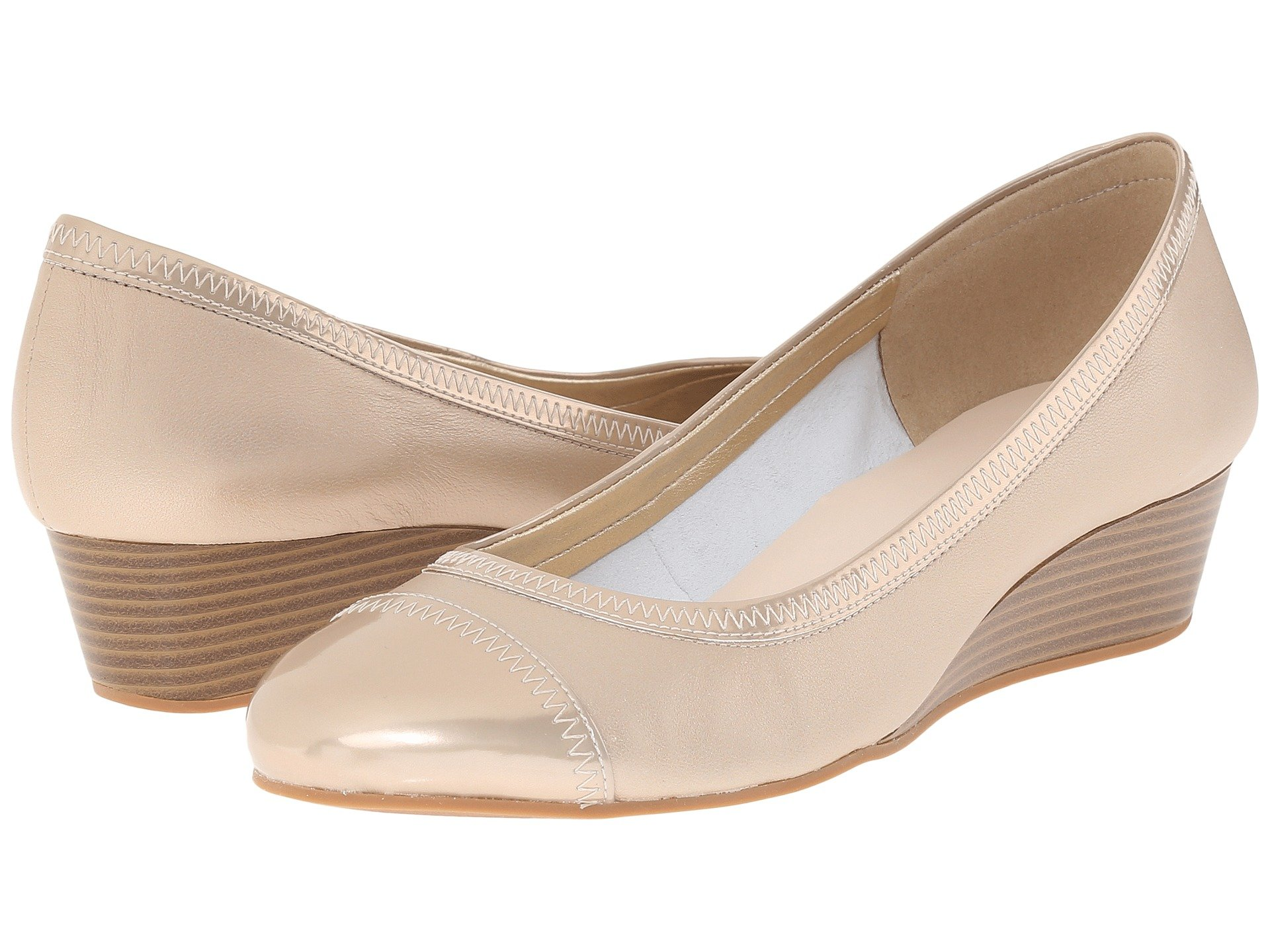 Elsie Cap Toe Wedge II