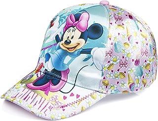 Minnie Mouse Childrens/Girls Ice Cream Stand Baseball Cap (UK Size: 54cm) (Aqua/Pink)