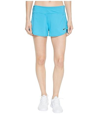 Nike Cover-Up Shorts (Light Blue Fury) Women
