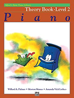 Alfred'S Basic Piano Library Theory 2