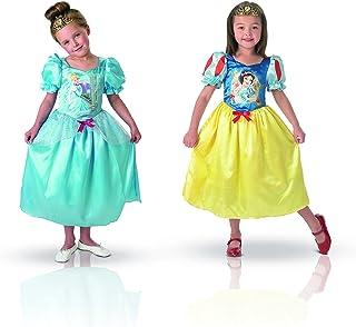 Rubbies - Disfraz de nieve para niña, talla L (8 años) (I-881861L)