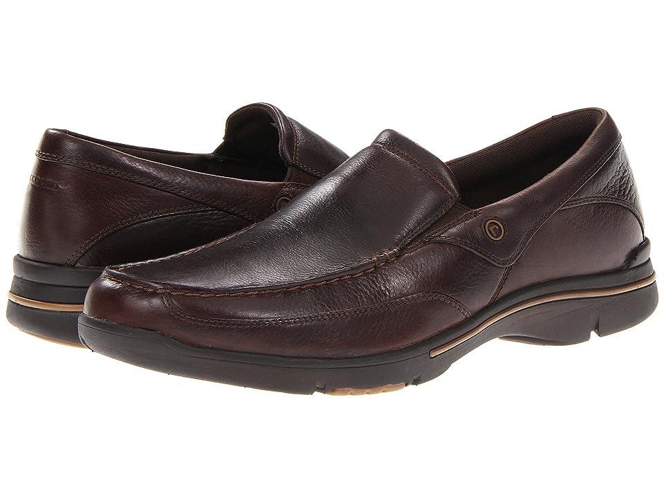 Rockport Eberdon (Dark Brown Leather) Men