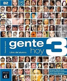 Gente Hoy 3 Libro del alumno + CD versión original: Vol. 1