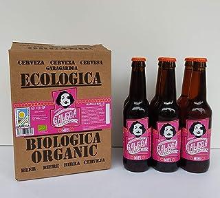 Cerveza Artesana Ecológica CELEBRIDADE GALEGA CAJA DE 6 X 33CL