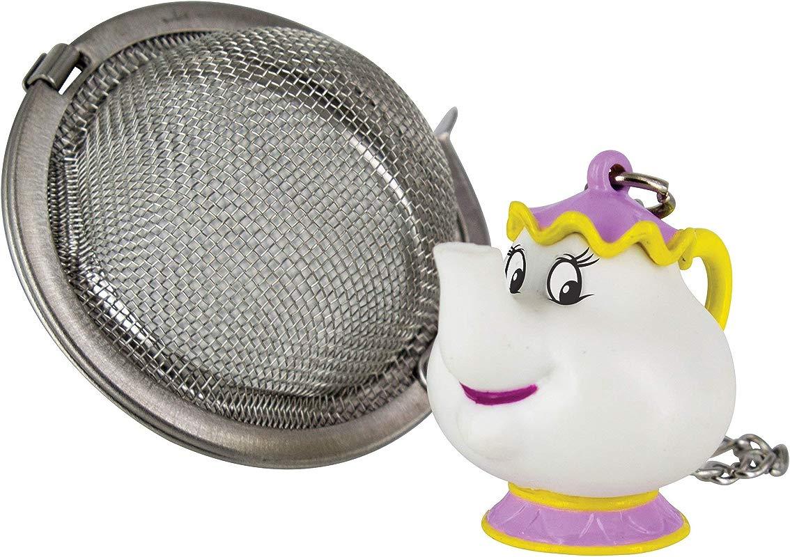 Toy Box Mrs Potts Tea Infuser Stainless Steel Multi Colour 5 X 5 X 5 Cm