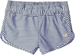 Medieval Blue Cosy Stripes Swim