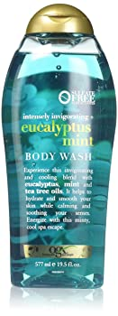 OGX Intensely Invigorating + Eucalyptus Mint Body Wash