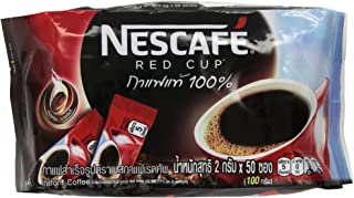 nescafe red cup thailand