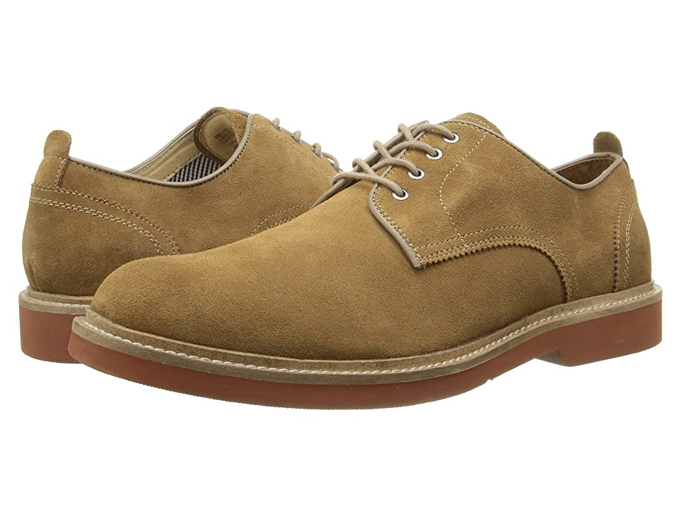 60s Mens Shoes | 70s Mens shoes – Platforms, Boots Florsheim Bucktown Plain Ox Dirty Buck Suede Mens Lace up casual Shoes $114.95 AT vintagedancer.com
