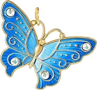 "Best Hallmark Keepsake Christmas Ornament 2020, Mini Bitty Butterfly, Metal, 0.96"" Review"